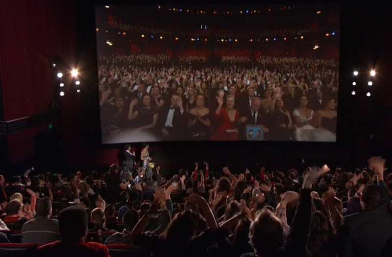 Aksi Gila 'Wonder Woman' dkk di Sela Oscar, <i>Nyamperin</i> Penonton di Bioskop