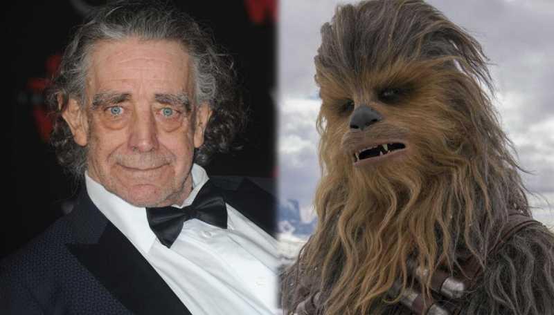 Pemeran Chewbacca di 'Star Wars' Meninggal Dunia