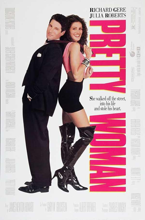 <i>Throwback Movie</i>: 7 Kejadian Kocak Saat Syuting 'Pretty Woman'