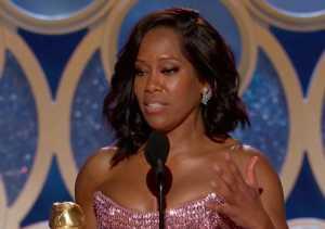 Regina King dan Mahershala Ali Kejutkan Panggung Golden Globe Sebagai Pemenang