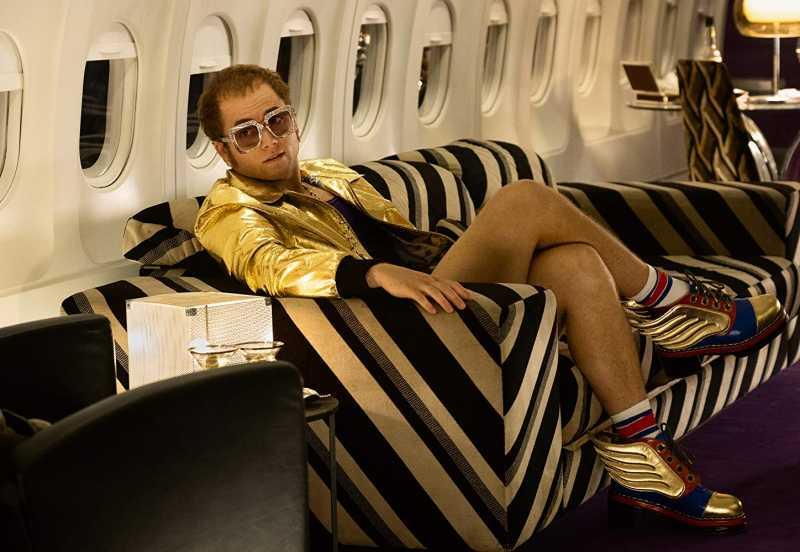 Biopik Grup Band Queen Belum Juga Tayang, Muncul <i>Teaser</i> Film Elton John