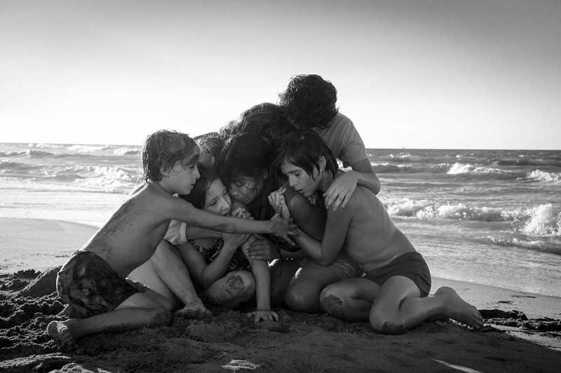 Resensi Film: Karya Meksiko 'Roma' Jadi Penutup Drama Terbaik 2018
