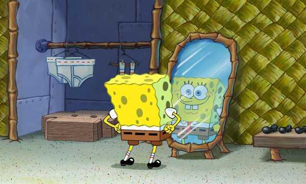 Apa Salah SpongeBob Sampai Disanksi KPI?