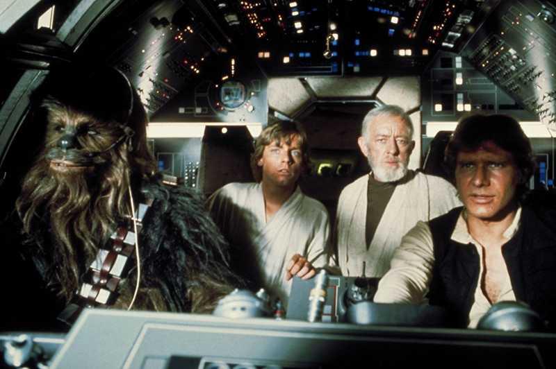 <i>Throwback Movie</i>: Tepat 41 Tahun Lalu 'Star Wars: A New Hope' Dirilis, Simak 14 Fakta Serunya!
