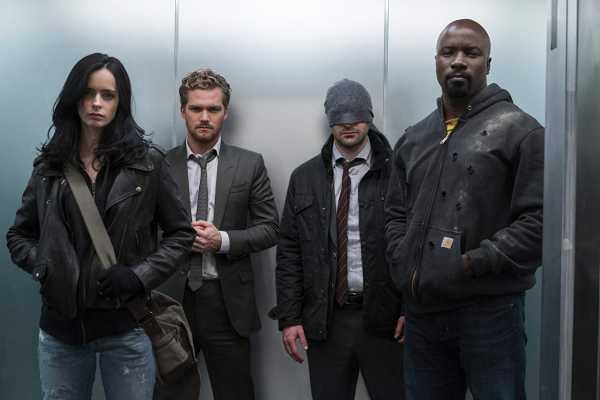 Gara-gara Disney, Habis Sudah <i>Superhero</i> Marvel di Netflix