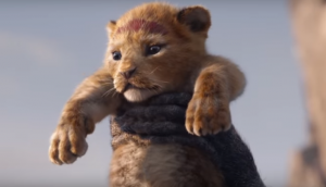 <i>Teaser Remake</i> 'The Lion King' Dirilis, Bikin Merinding