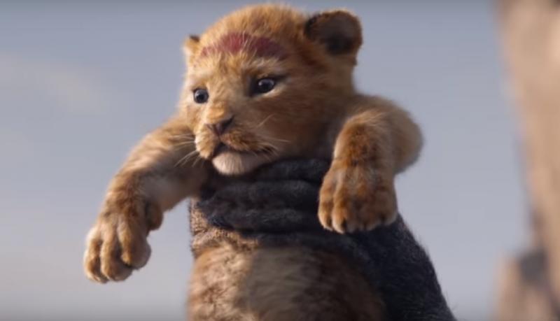 <i>Teaser Remake</i> 'The Lion King' Dirilis, Bikin Merinding
