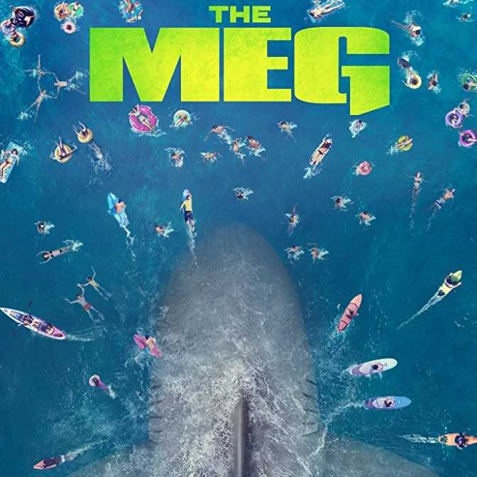 5 Alasan untuk Tertawakan Trailer Film Hiu Raksasa 'The Meg'