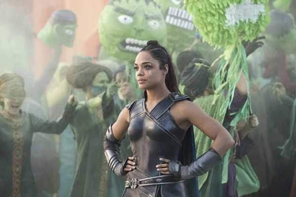Marvel Pastikan Valkyrie adalah Biseksual