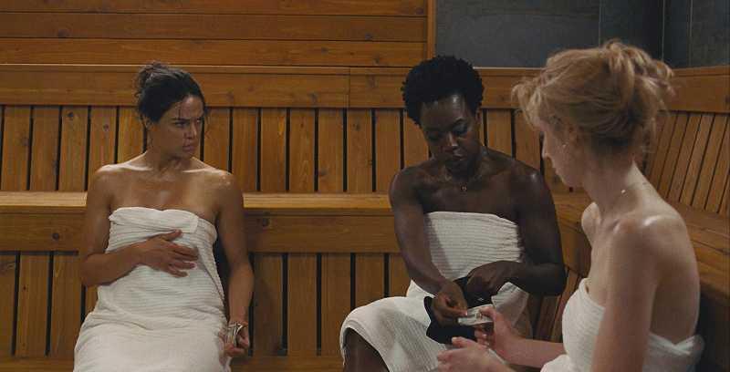 Resensi Film: 'Widows' Suguhkan Kisah Para Janda yang Bangkit dari Keterpurukan