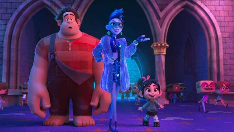 Resensi Film Ralph Breaks Internet, Seperti Tempat 'Iklannya' Disney