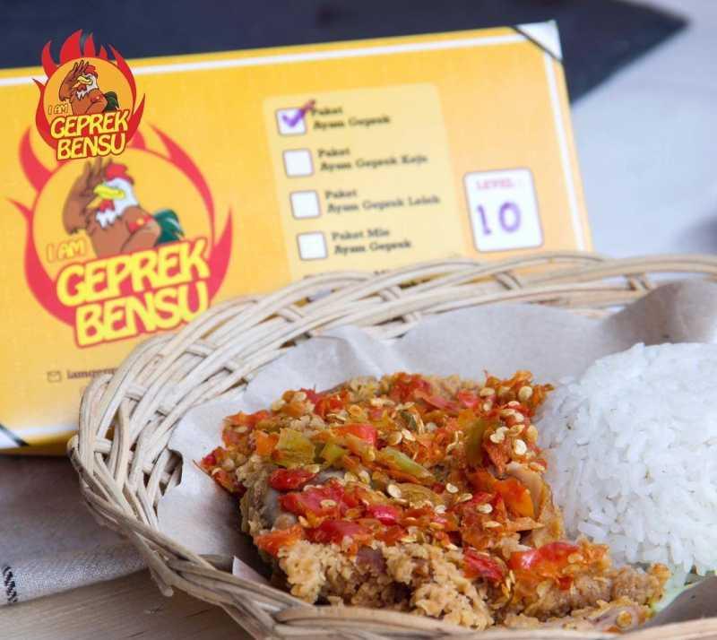 5 Ayam Penyet Pedas di Jakarta Selatan, Bisa Pesan Via Go-Food