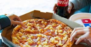 Makan Pizza dengan Harga Terjangkau, Yuk Intip Cara Mendapatkan Domino's Pizza Promo Ini!