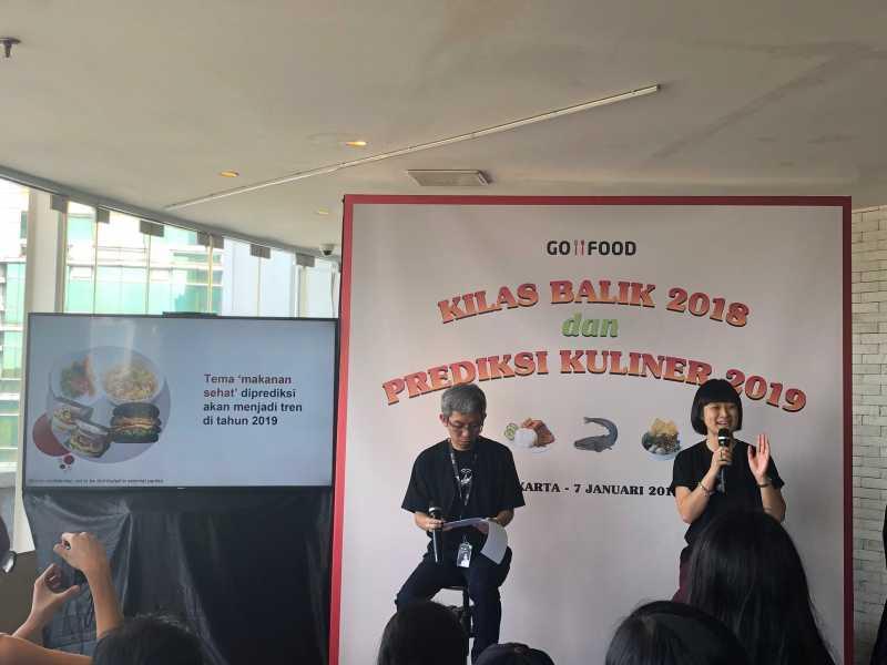 Go-Food Ungkap Prediksi Kuliner di Indonesia pada 2019, Seperti Apa Trennya?