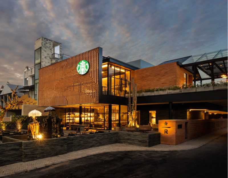 5 Spot <i>Instagrammable</i> di <i>Starbucks Coffee Sanctuary</i> Bali
