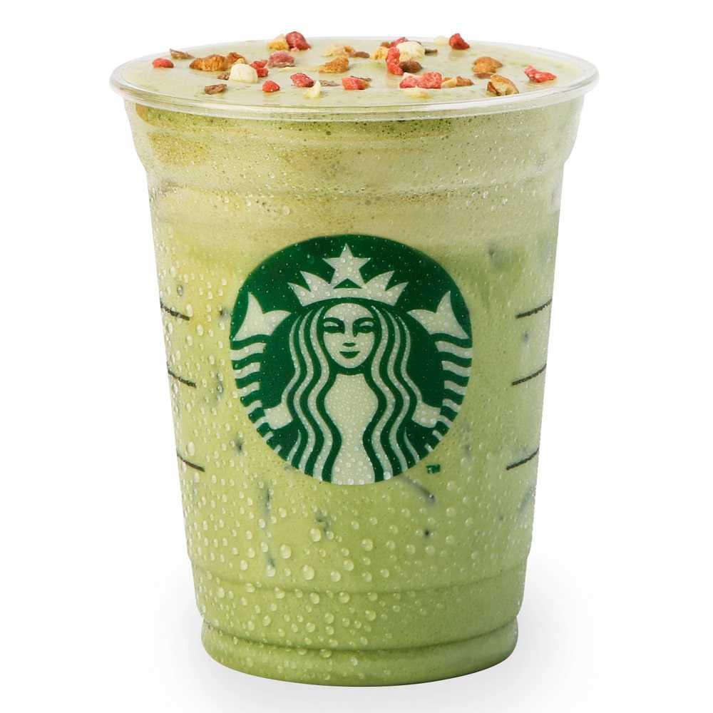 Menyambut Tahun Baru dengan <i>Teavana Tea Latte</i> dari Starbucks