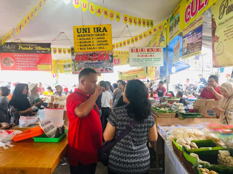 4 Fakta Wajib Tahu Sebelum Berburu Takjil di Pasar Benhil