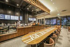 Akhirnya, Starbucks Hadir di Labuan Bajo