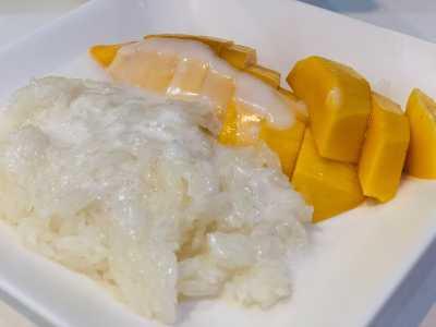 Gurihnya Santap <i>Mango Sticky Rice</i> di Bangkok