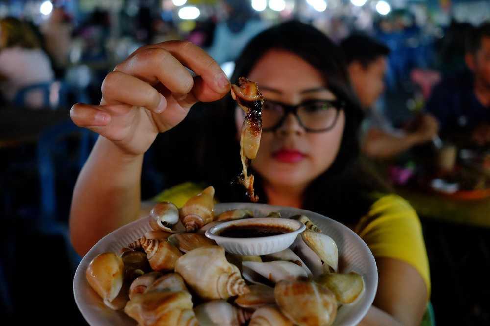 Gonggong, Kuliner Khas Tanjung Pinang di Pulau Bintan