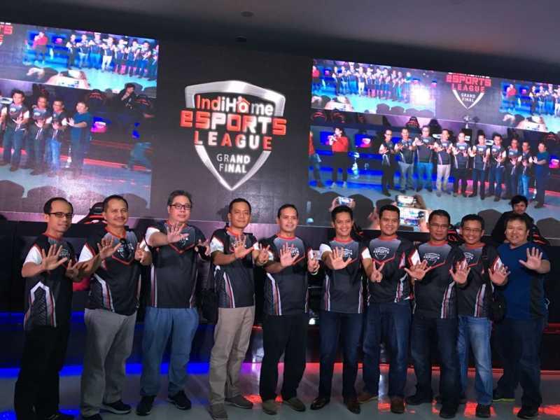 Liga eSports Terbesar di Indonesia Capai Final