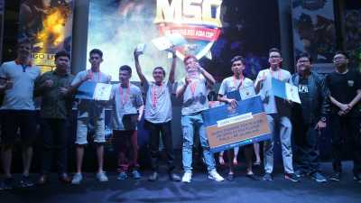 Saints IndoS Juarai Nasional Mobile Legends Southeast Asia Cup 2017