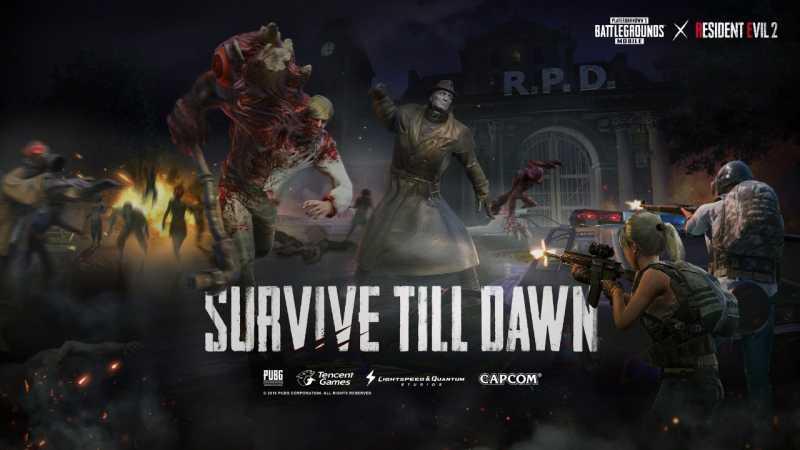PUBG Mobile Kolab Bareng Resident Evil 2, Ada Mode Zombie