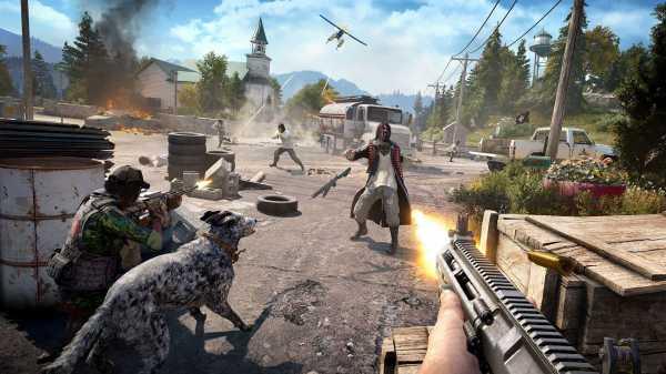Pemain PUBG di PS4 & Xbox One kini Bisa Bermain Bersama