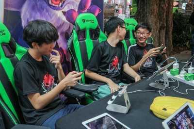 Kompetisi Game Vainglory Se-Asia Tenggara Digelar di Indonesia