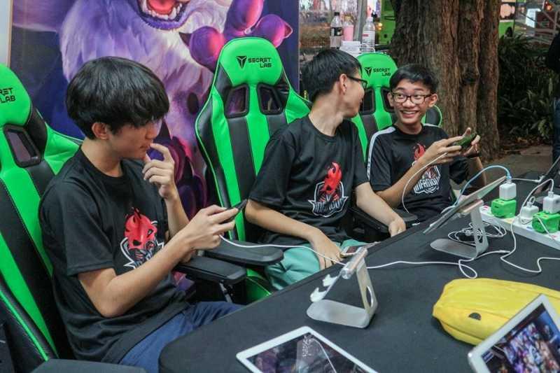Kompetisi Game Vainglory Se-Asia Tenggara Digelar