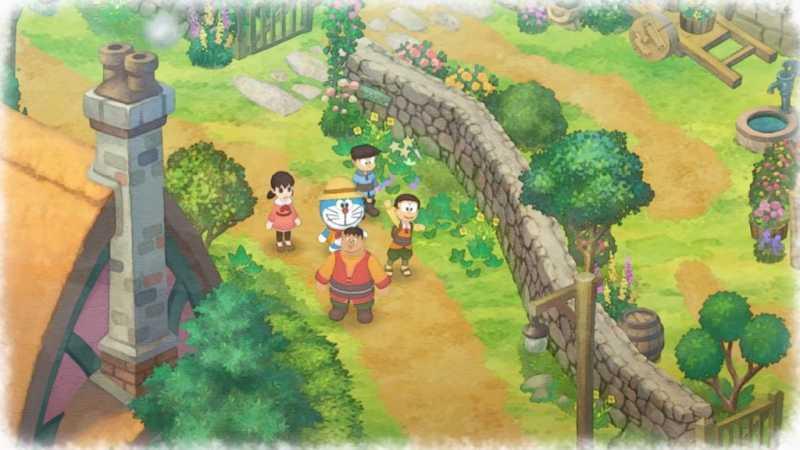 Game Doraemon Hadir di Nintendo, <i>kok</i> Mirip Harvest Moon?