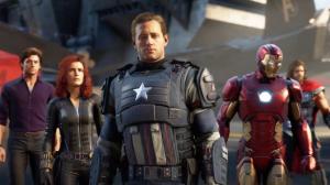 Bakal Ada Game Avengers, Tapi Muka Captain America cs Beda Banget!