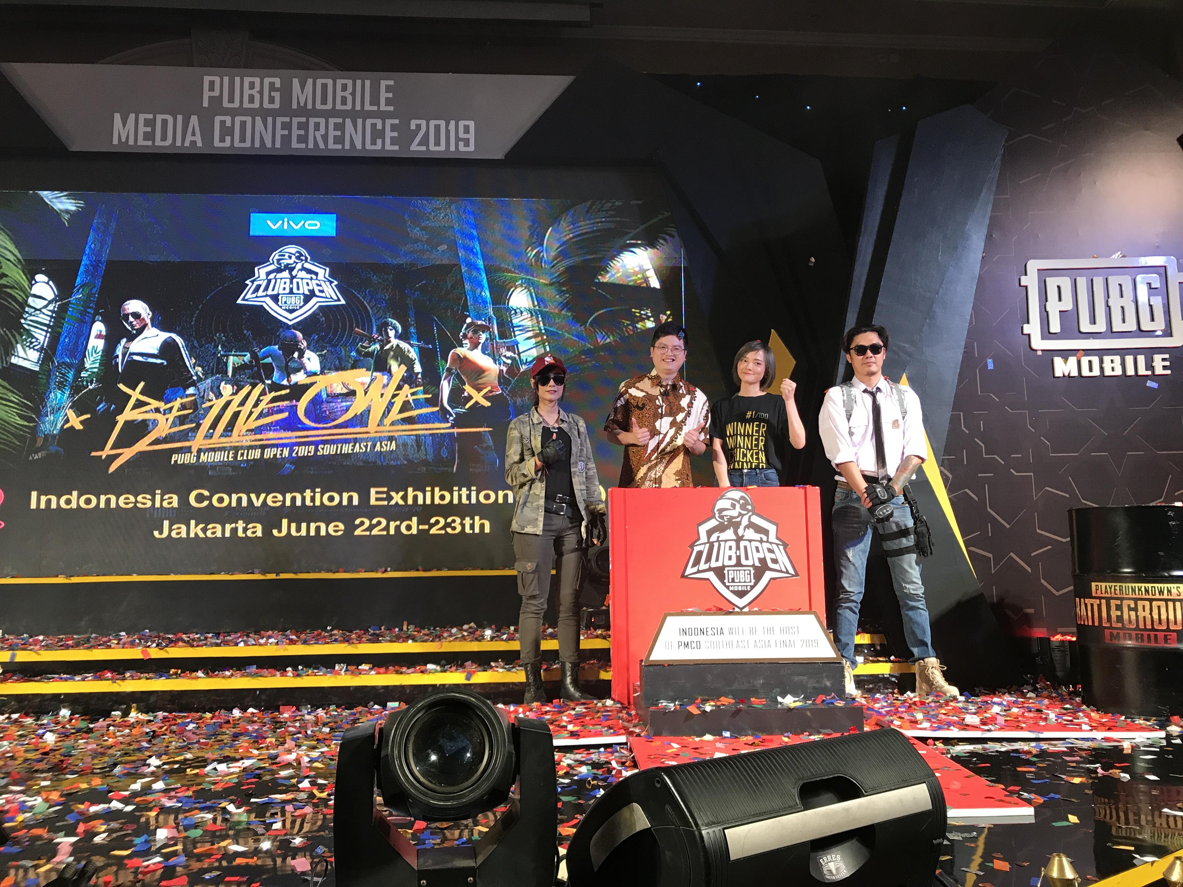 Indonesia Jadi Tuan Rumah Turnamen PUBG Mobile Terbesar