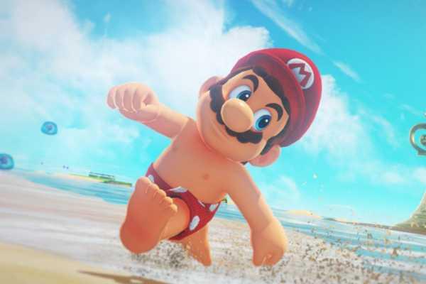 Gamers Penasaran Mario Punya Udel apa Gak? Ini Kata Nintendo