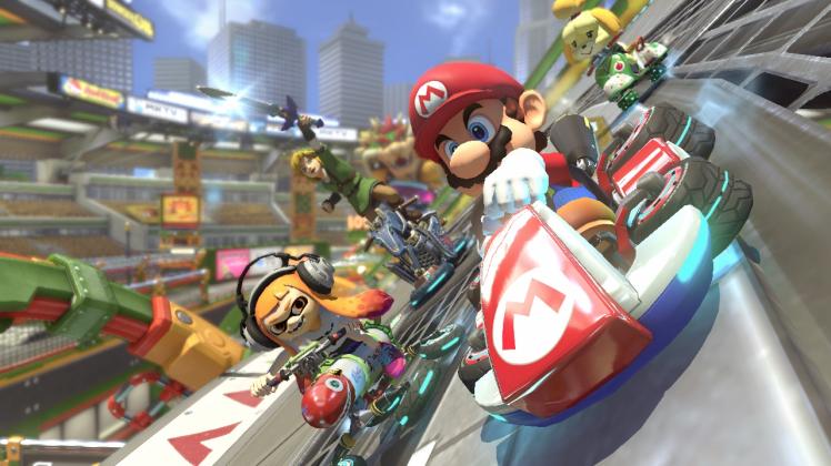 Mario Kart Akan Segera Meluncur di Ponsel Pintar