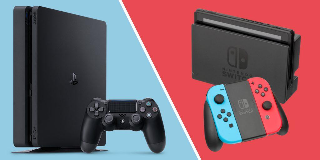 Nintendo Switch vs PS4, Mana yang Paling Laku di Indonesia?
