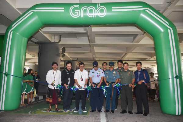 Akhirnya, Ada Grab di Bandara I Gusti Ngurah Rai Bali