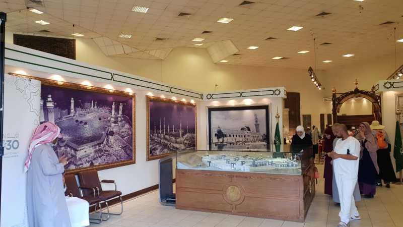 Laporan dari Mekkah: Berkunjung ke Museum Kabah, Sejarah Dua Masjid Suci