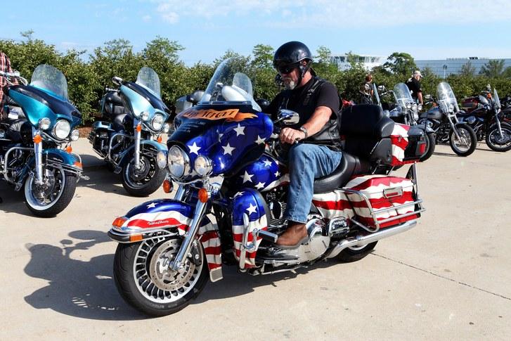 Pasca Perang, Donald Trump Ajak Boikot Harley Davidson