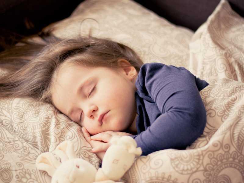 Anak yang Kurang Tidur Berisiko Mengalami Obesitas