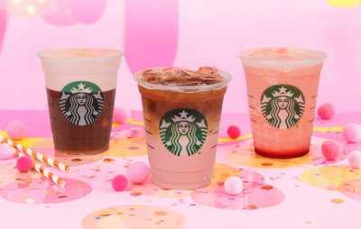 <i>Starbucks</i> Indonesia Rilis Minuman Pink Selama Oktober, Bulan Peduli Kanker Payudara Sedunia
