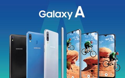 INFOGRAFIS: Daftar Harga & Spesifikasi Lengkap  Samsung Galaxy A 2019