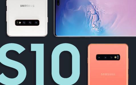 INFOGRAFIS: 7 Fitur yang Hanya Kamu Temui di Samsung Galaxy S10+