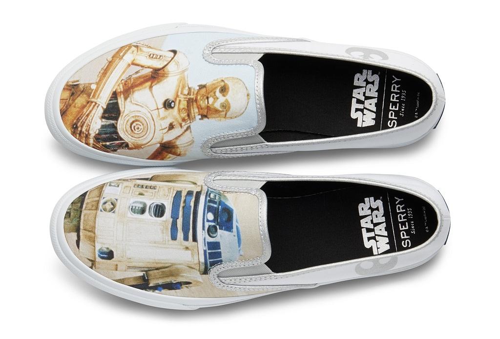 Sepatu Sperry Edisi Star Wars Dibanderol Mulai Rp 1,1 Juta-an
