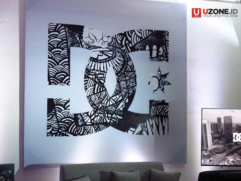 DC Shoes Gandeng Artis Mural Indonesia Darbotz  di Koleksi Terbaru
