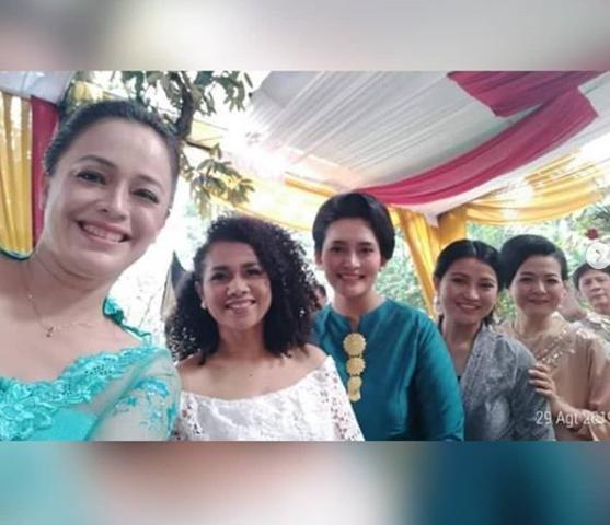 Emak-emak Berantem Rebutan Rendang di Kondangan Cuma <i>Prank</i>