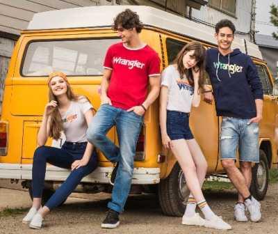 Memperingati 70 tahun Brand Wrangler di Dunia Fashion