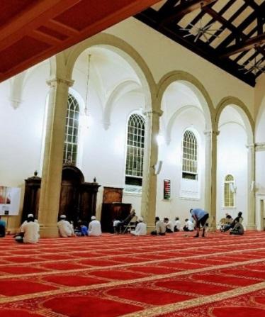 4 Masjid Ini Dulunya Gereja