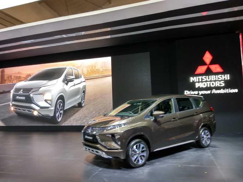 GIIAS 2018: Mitsubishi Xpander Anti Pasaran Meluncur
