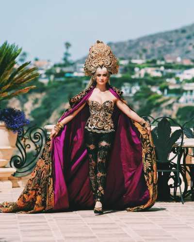 Agnez Mo Tembus Majalah Vogue!